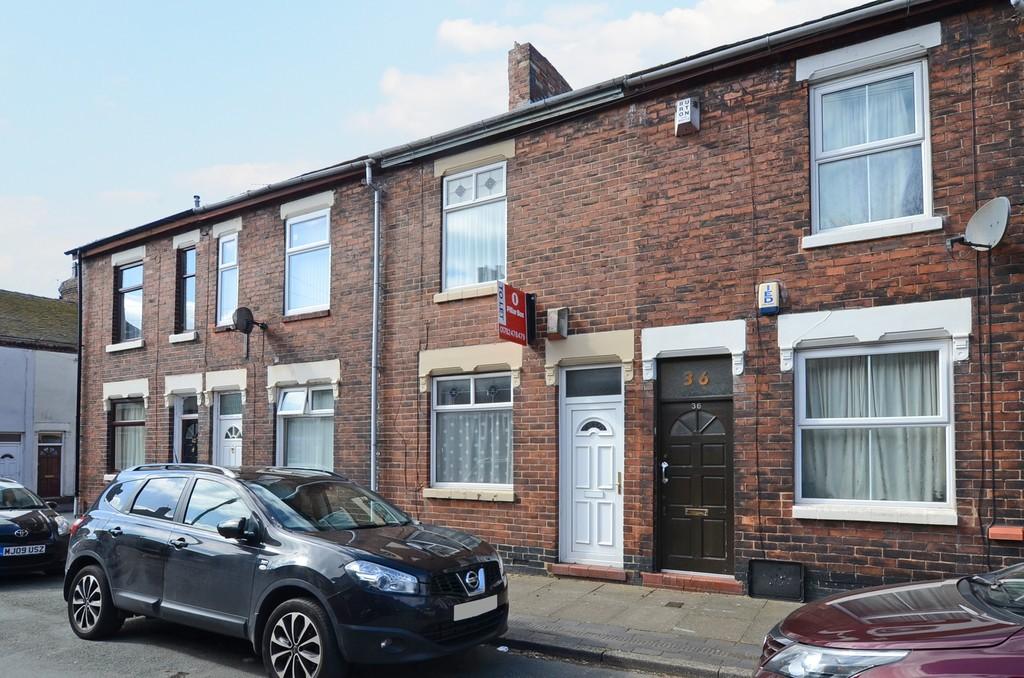 Photo of property at Sefton Street , Etruria , Stoke On Trent