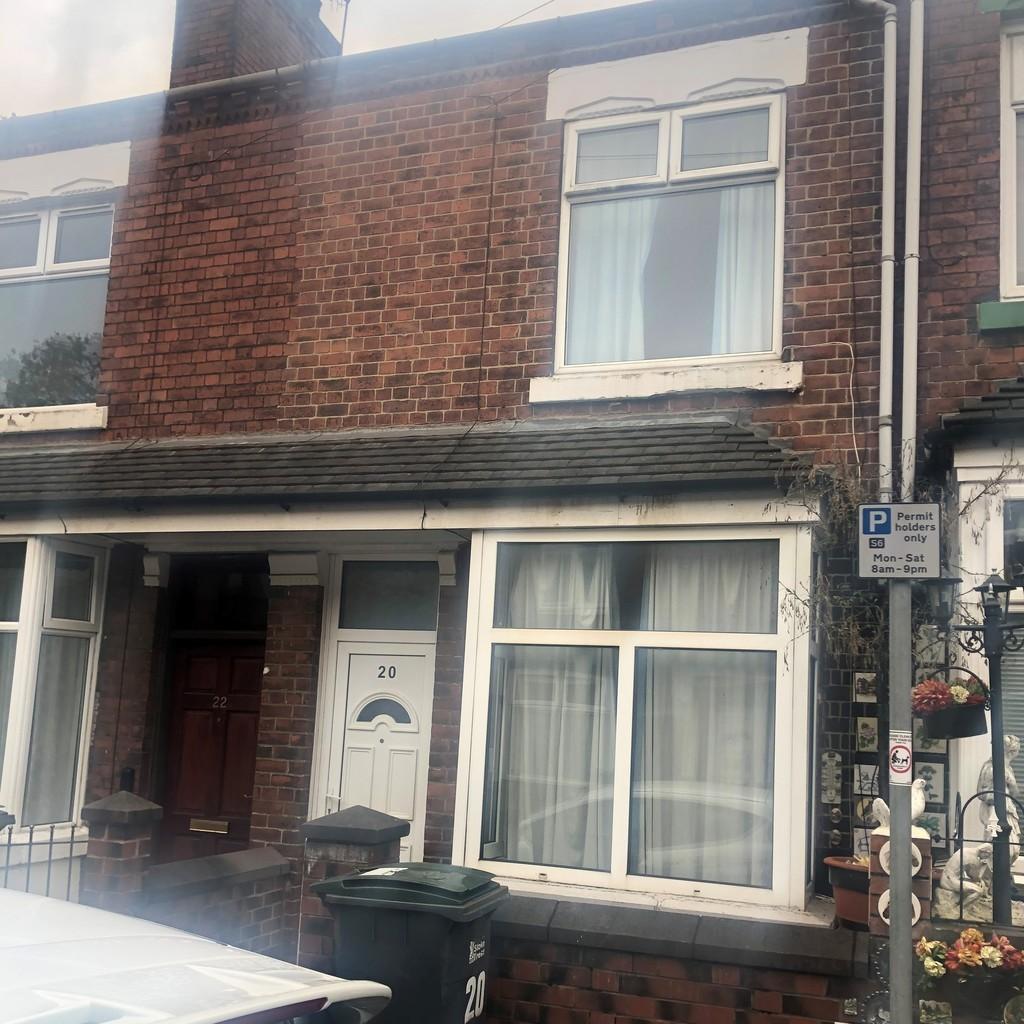 Photo of property at Chamberlian, Shelton, Stoke-On-Trent