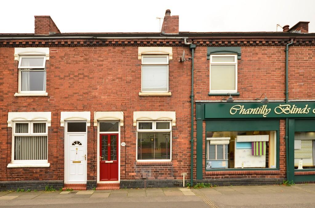 Photo of property at Hartshill Road , Hartsill, Stoke On Trent
