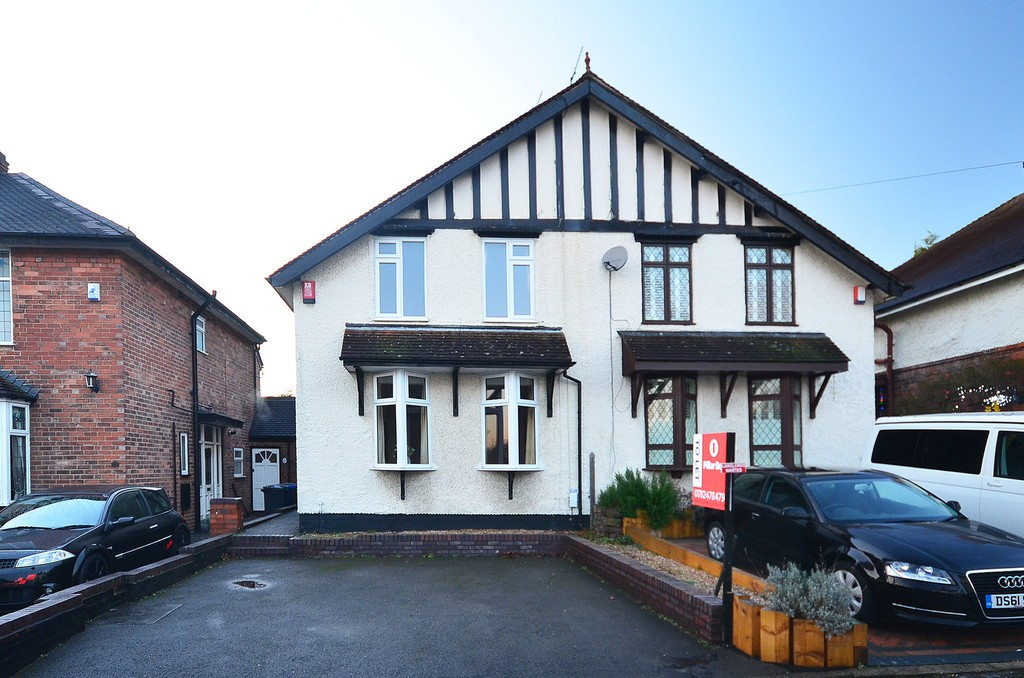 Photo of property at Longfield Road, Hartshill, Stoke-On-Trent