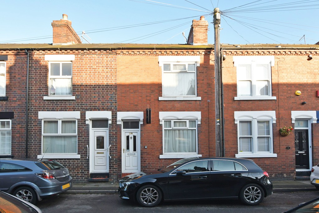 Photo of property at Cumming Street , Hartshill, Stoke On Trent