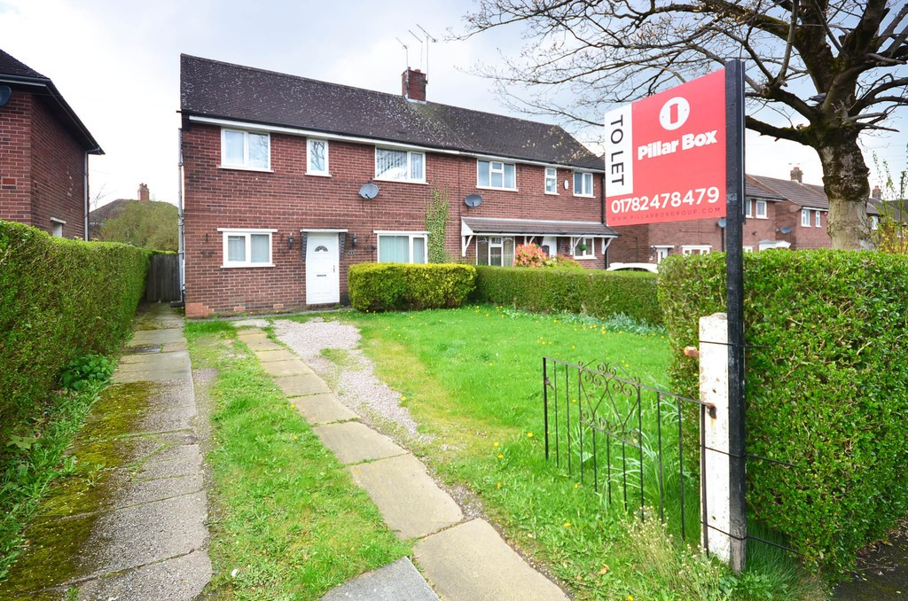 Photo of property at The Moat, Weston Coyney, Stoke On Trent