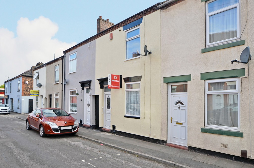 Photo of property at Cummings Street, Hartshill, Stoke-On-Trent