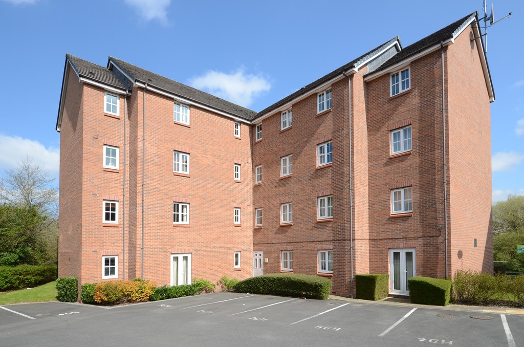 Photo of property at Chervil House, Tansy Way, Newcastle Under Lyme