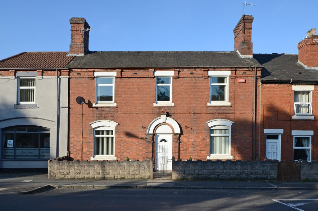 Photo of property at High Street , Silverdale, Newcastle Under Lyme
