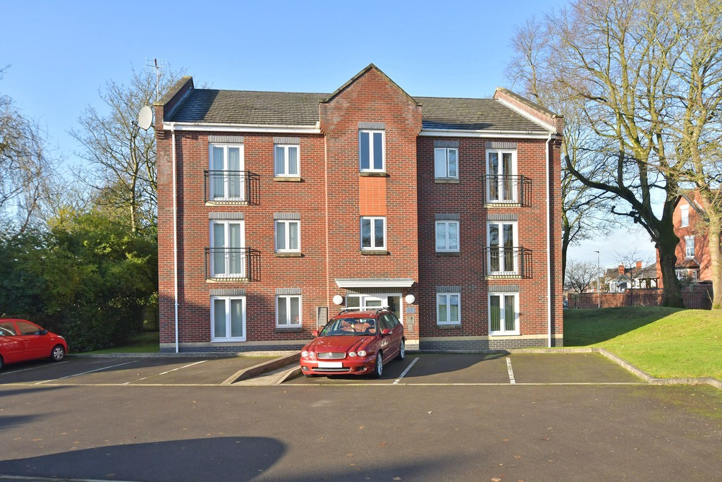 Photo of property at Catherine House, Scholars Court, Stoke On Trent