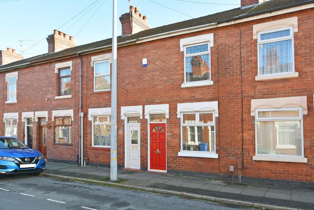 Photo of property at Coronation Road , Hartshill, Stoke On Trent