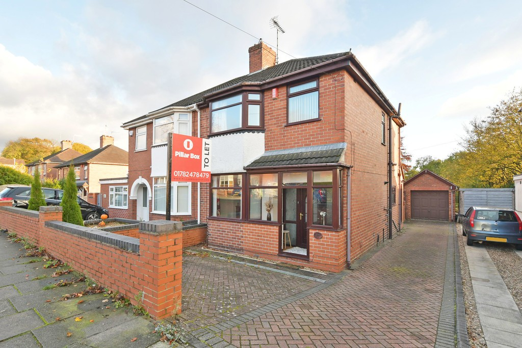 Photo of property at Ashlands Road, Hartshill, Stoke-On-Trent