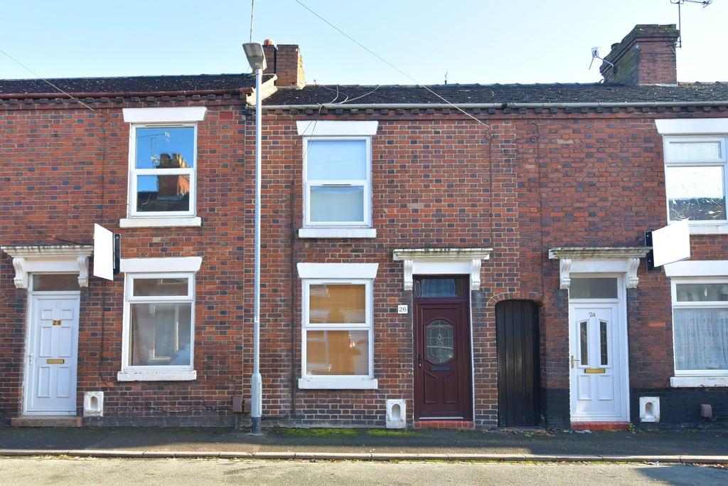 Photo of property at Allen Street, Hartshill, Stoke-on-Trent