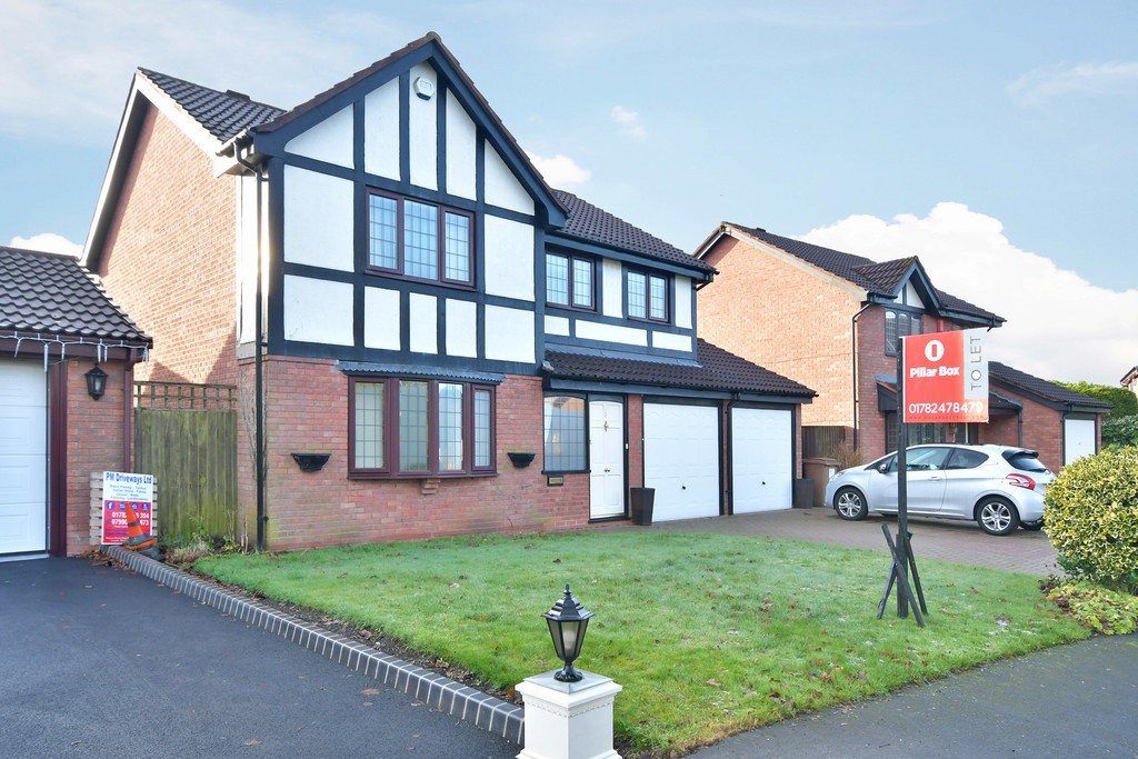 Photo of property at Pennymore Close, Trentham, Stoke On Trent