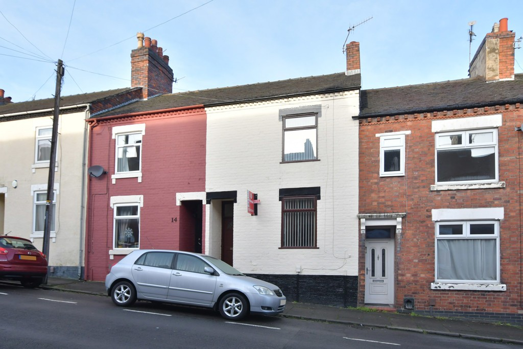 Photo of property at Balliol Street, Penkhull, Stoke On Trent