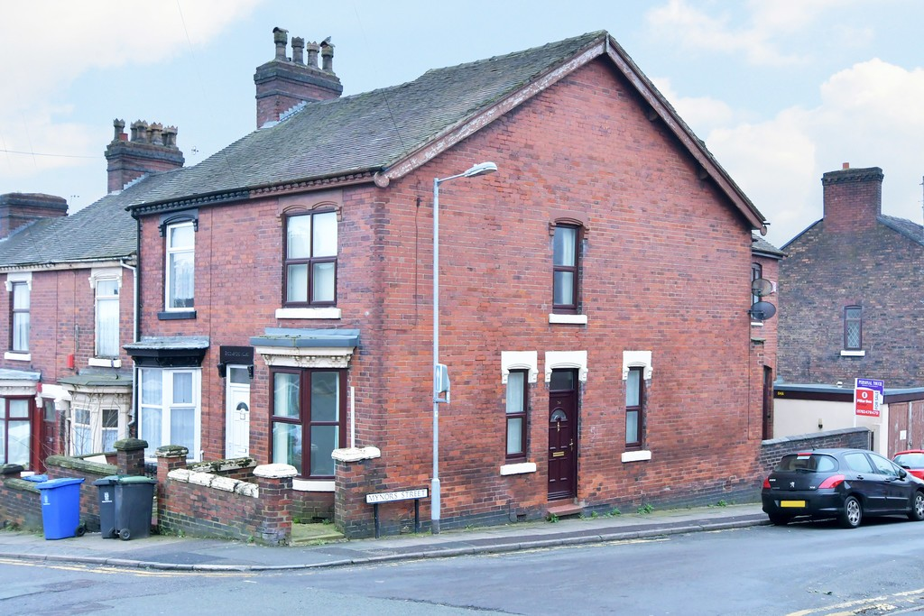 Photo of property at Mynors Street, Stoke On Trent, Staffordshire