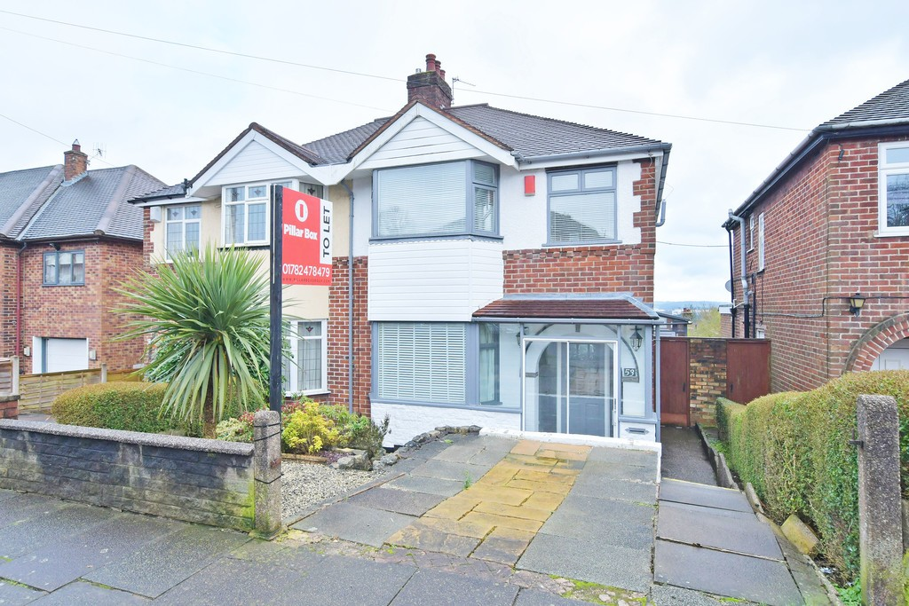 Photo of property at Hunters Way, Penkhull, Stoke On Trent