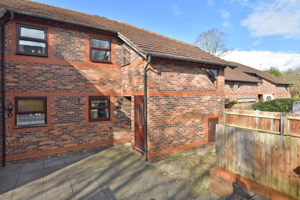 Photo of property at Maryfield Walk, Penkhull, Stoke-on-trent