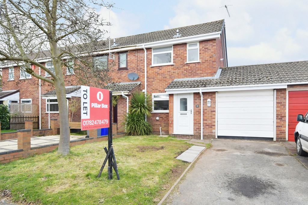 Photo of property at Bevandean Close, Trentham, Stoke On Trent
