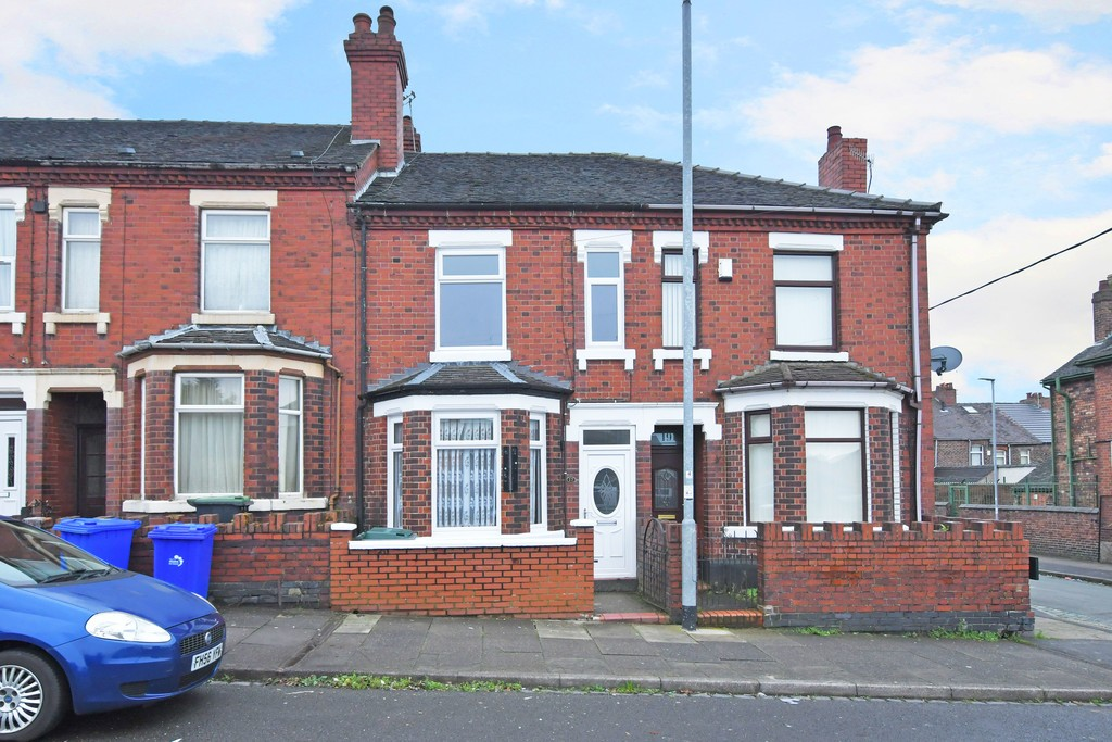 Photo of property at Goms Mil Road, Longton, Stoke On Trent