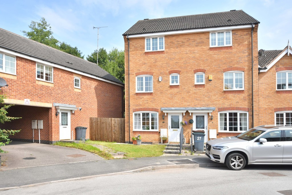 Photo of property at Godwin Way , Staffordshire