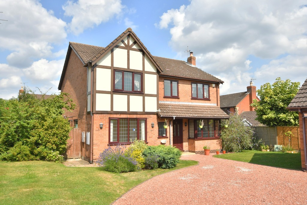 Photo of property at Sheridan Way, Stone, Staffordshire